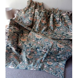 Liberty of London Luxury Pair of Curtains Lodden
