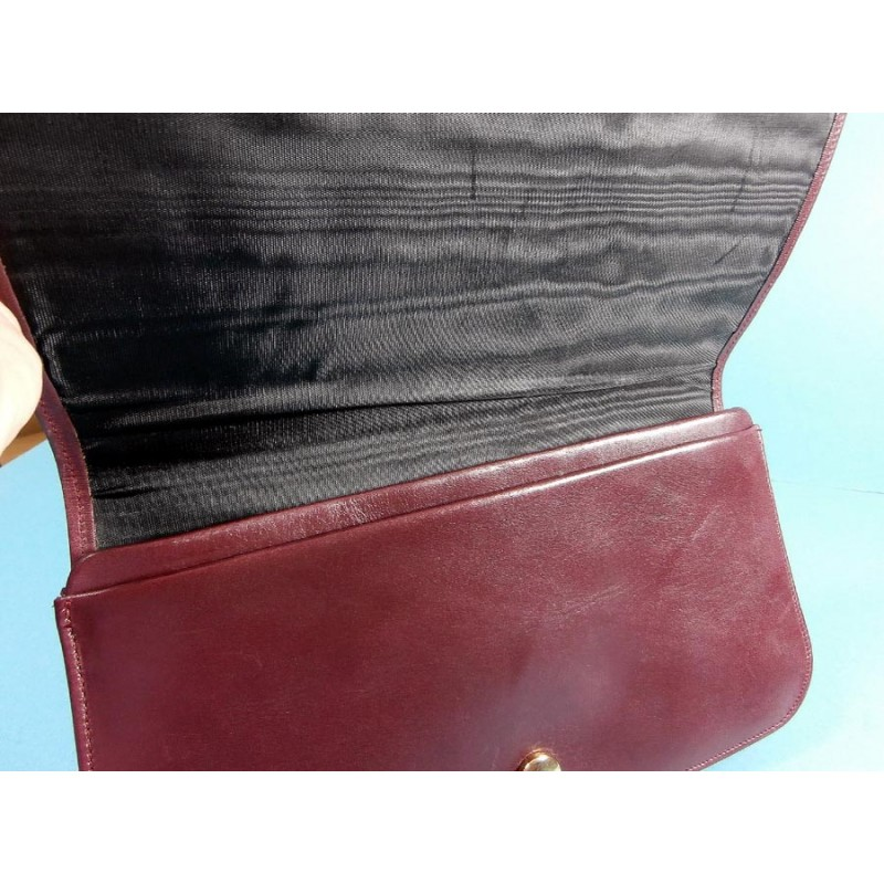 3ac376b44d ... lxrandco pre owned luxury vintage be34e 31fb8  coupon for mulberry  luxury rich leather vintage clutch bag with matching mirror d1d44 25bec
