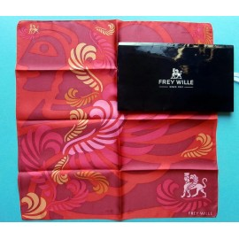 Frey Wille Silk Scarf - Gavroche New in Packaging