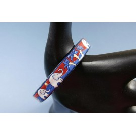 Michaela Frey Elephant Enameled Bracelet - Bangle - Cuff