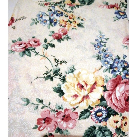 John Wilman - Coloroll Country Cottage Garden Vintage Curtains New Original Packaging