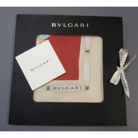 Bvlgari Designed by Davide Pizzigoni Silk Scarf New in Box