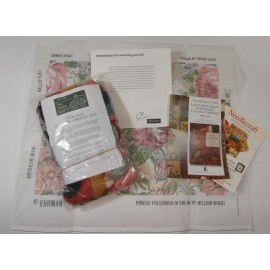 EHRMAN Chintz Pink - Designed by Susanna Lisle 1989 Tapestry - Needlepoint Kit