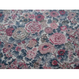 Liberty of London Elysian Jubilee - Lantana - Wool - Cotton Vintage Fabric