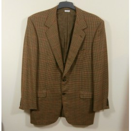 Brioni Hand Tailored in Italy for Neiman Marcus Jacket Cashmere and Wool