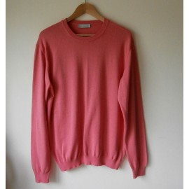 Over £400 Ermenegildo zegna Super Smart Luxury Quality Cotton Jumper