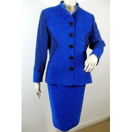Yves Saint Laurent Vintage Suit Skirt Jacket
