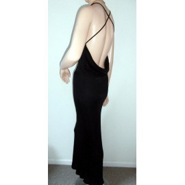 Gianni Versace Stunning Dress The Back Is Better Than The Front