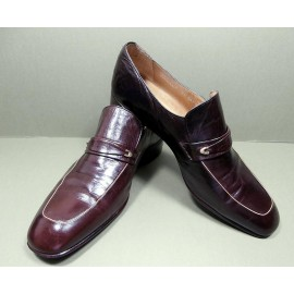 Moreschi Expressly For Russell & Bromley Exquisite Leather Loafer Shoes
