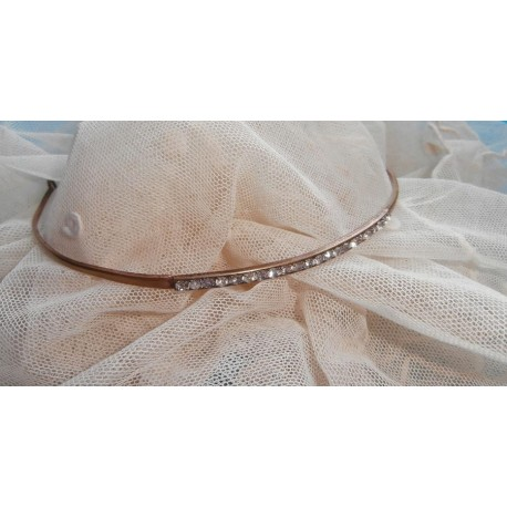 Charming Original Vintage Bridal Tiara Flapper / Downton Abbey Era