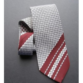 Norman Hartnell Smart Stylish Vintage Silk Tie