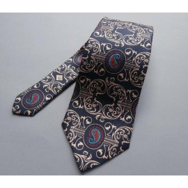 Christian Dior Wonderful Vintage Silk Tie
